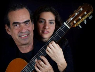 Guitar Sunday At NJCUwith Duo Martin And Trio Cuerdas Al Aire