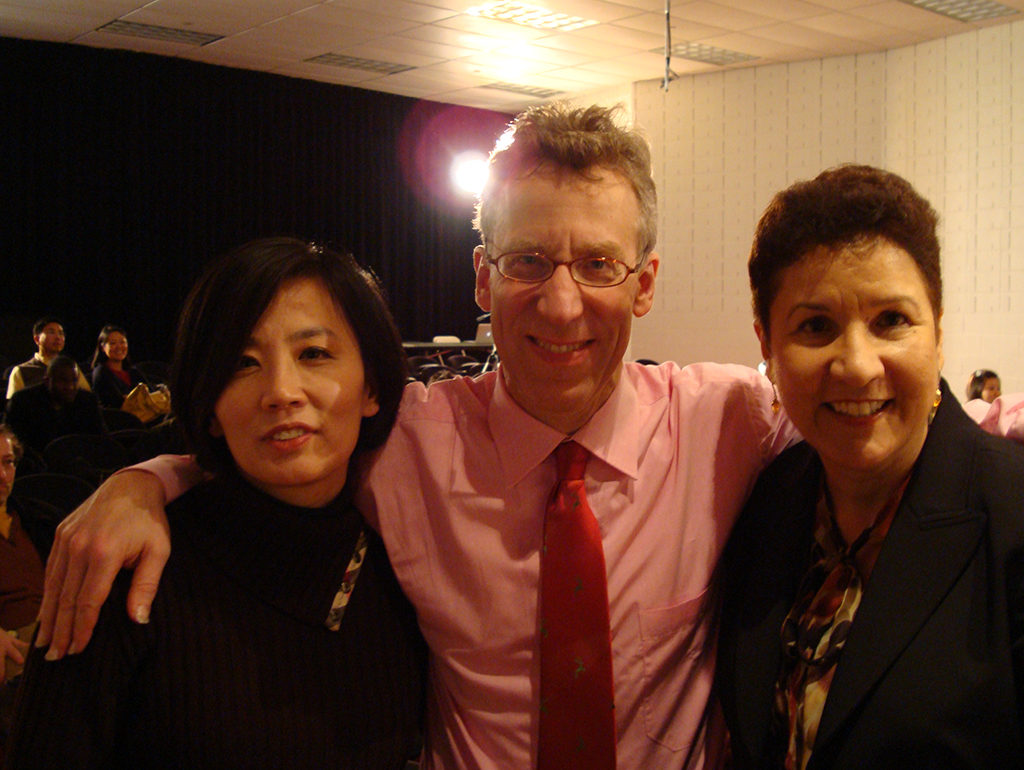 Dr. Min Kim, Eliot Fisk And AMR On February, 2011